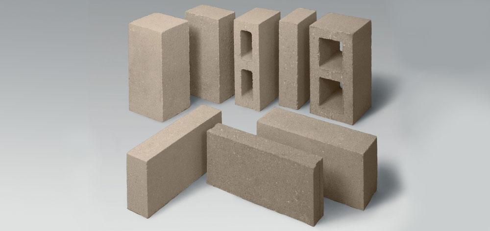 Hollow Building Blocks