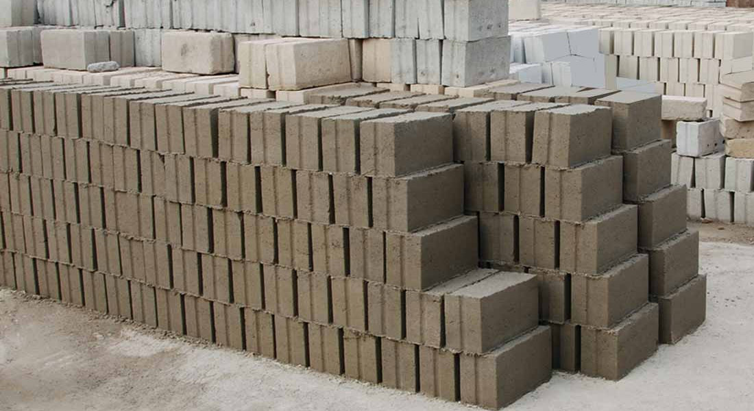 Building Block Factory Ghana Concrete Blocks